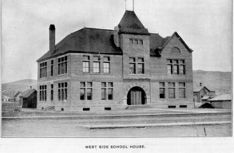 ^ ~i ii mmm j l mmm % m i~n 111 in jjj 11 ns 11 m 1 I 1 1 1 III ) I * # ? WEST SIDE SCHOOL HOUSE.