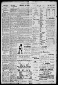 La Correspondencia De Puerto Rico San Juan Pr 1890