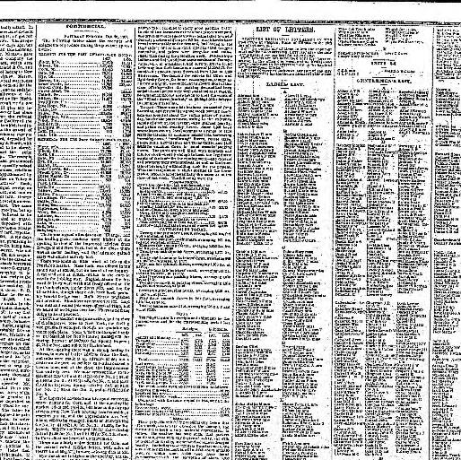 Chicago tribune  (Chicago, Ill ) 1864-1872, October 27, 1867, Image