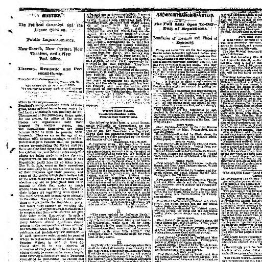 8717cc6f6 Chicago tribune. (Chicago, Ill.) 1864-1872, October 29, 1867, Image 3 «  Chronicling America « Library of Congress