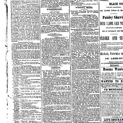 Chicago tribune  (Chicago, Ill ) 1864-1872, April 12, 1868