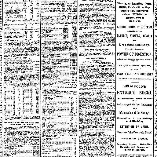 23d918441 Chicago tribune. (Chicago, Ill.) 1864-1872, December 30, 1868, Image 3 «  Chronicling America « Library of Congress