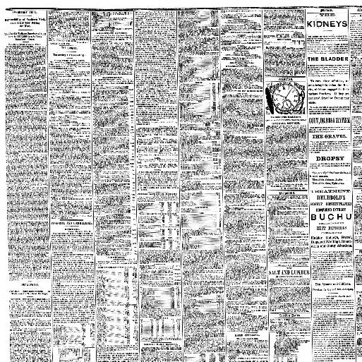 Chicago Tribune Chicago Ill 1864 1872 February 27 1869 Image