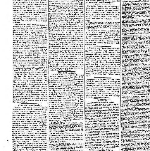 Chicago tribune  (Chicago, Ill ) 1864-1872, May 01, 1869