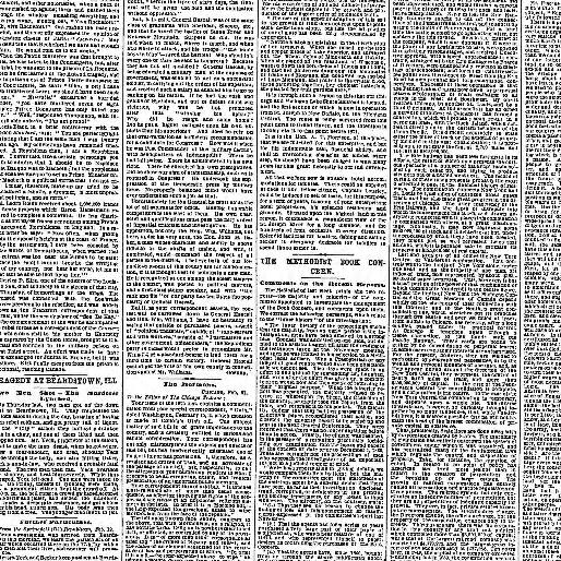 Chicago tribune  (Chicago, Ill ) 1864-1872, February 22, 1870, Image