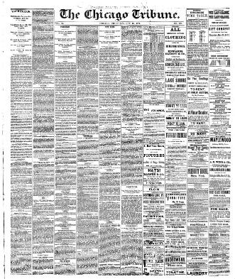 Chicago tribune  (Chicago, Ill ) 1864-1872, May 18, 1871