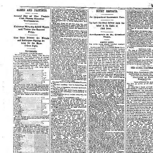 c8ed1894643 Chicago tribune. (Chicago, Ill.) 1864-1872, July 27, 1871, Image 4 «  Chronicling America « Library of Congress