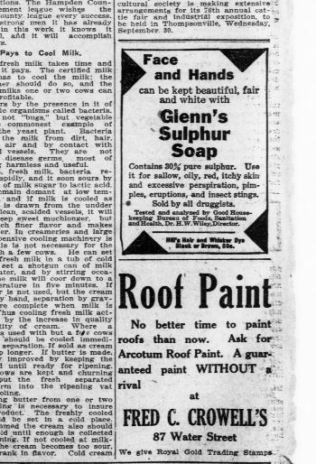 Norwich bulletin  (Norwich, Conn ) 1895-2011, August 20, 1914, Image