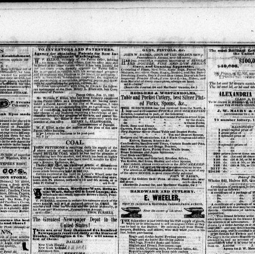 The daily national Whig  (Washington, D C ) 1847-1849, October 23
