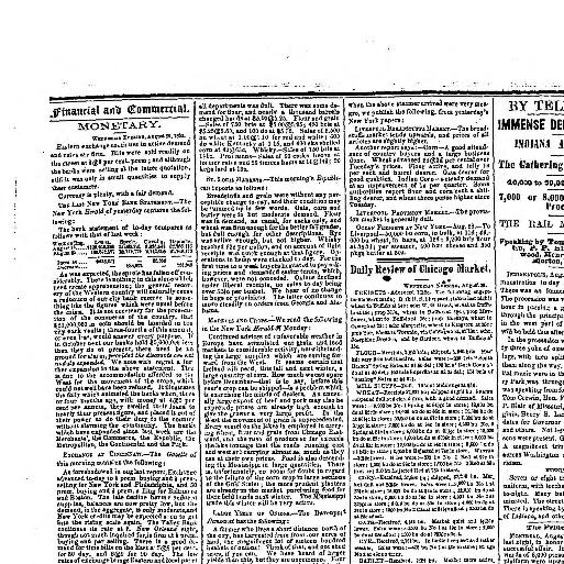 The press and tribune  (Chicago, Ill ) 1859-1860, August 30, 1860