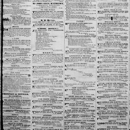 super popular 0b604 1ccad The Pacific commercial advertiser. (Honolulu, Hawaiian Islands) 1856-1888,  July 08, 1858, Image 3 « Chronicling America « Library of Congress