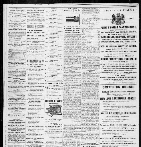 a337cf68 The Pacific commercial advertiser., January 11, 1873, Image 4. About The  Pacific commercial advertiser. (Honolulu, Hawaiian Islands) 1856-1888