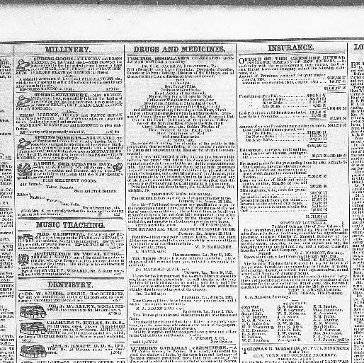 New Orleans daily crescent  ([New Orleans, La ]) 1851-1866