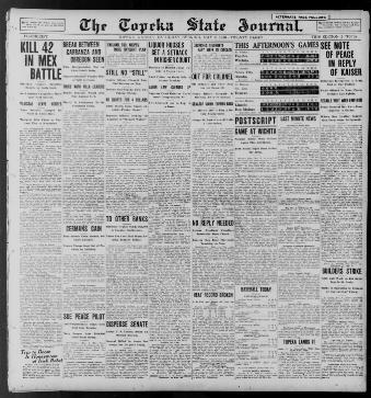 The Topeka state journal  (Topeka, Kan ) 1892-1980, May 06, 1916