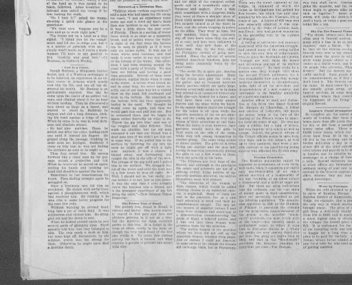 Sunday Washington globe  (Washington, D C ) 1901-????, June