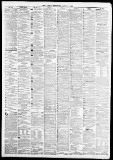 The daily exchange  (Baltimore, Md ) 1858-1861, June 08, 1859, Image