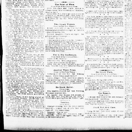 The Evening World New York N Y 1887 1931 March 04 1893 Extra