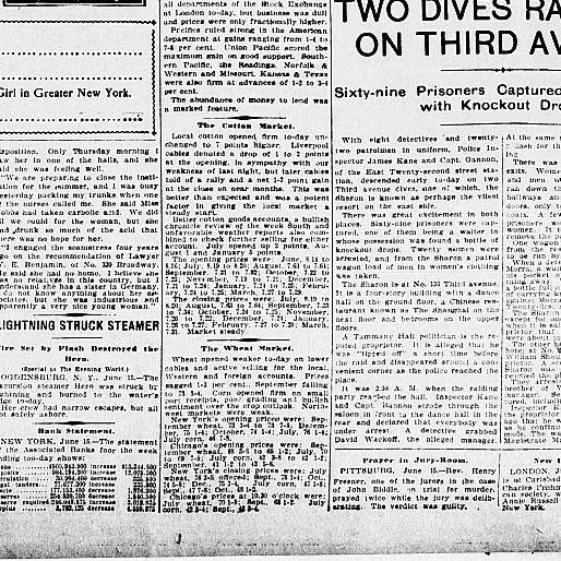 The evening world  (New York, N Y ) 1887-1931, June 15, 1901