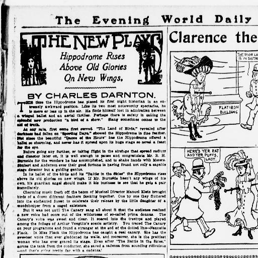 The Evening World New York N Y 1887 1931 September 11 1908