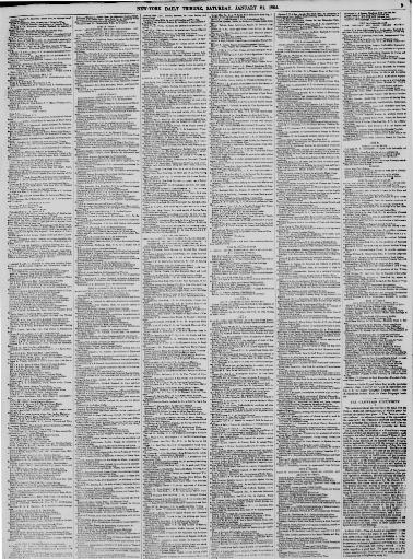 5e0015ad83f5 New-York daily tribune. (New-York  N.Y. ) 1842-1866, January 21, 1854, Page  3, Image 3 « Chronicling America « Library of Congress