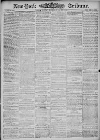 New York Tribune Volume New York N Y 1866 1924 December