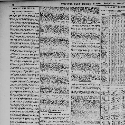 New-York tribune  (New York [N Y ]) 1866-1924, August 22