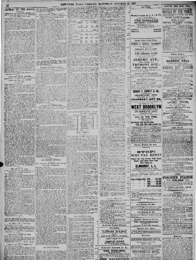 New-York tribune  (New York [N Y ]) 1866-1924, October 16