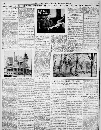 New York Tribune December 14 1902 Page Image 28 About NY 1866 1924
