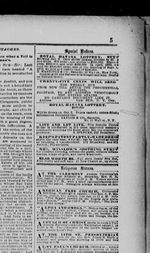 1c0c5ab7d The sun. (New York [N.Y.]) 1833-1916, September 17, 1876, Page 5, Image 5 «  Chronicling America « Library of Congress