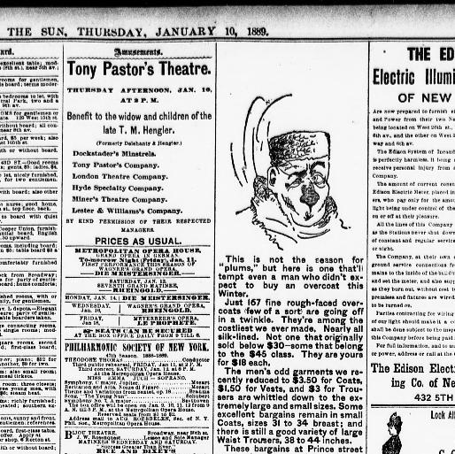 The Sun New York N Y 1833 1916 January 10 1889 Page 8