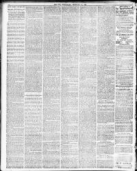The sun  [volume] (New York [N Y ]) 1833-1916, February 27