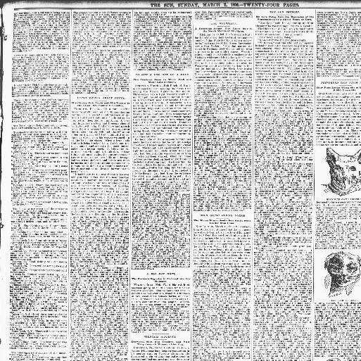 The sun  (New York [N Y ]) 1833-1916, March 02, 1890, Page