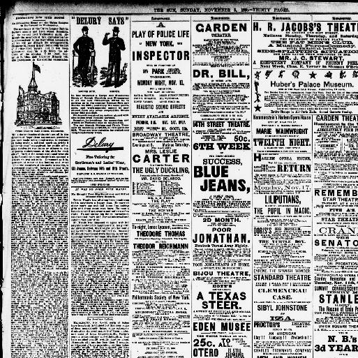 The Sun New York N Y 1833 1916 November 09 1890 Page 9