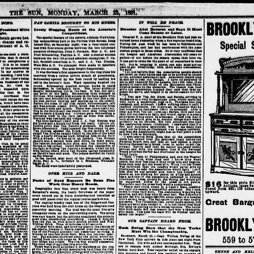 The Sun New York N Y 1833 1916 March 23 1891 Page 6 Image