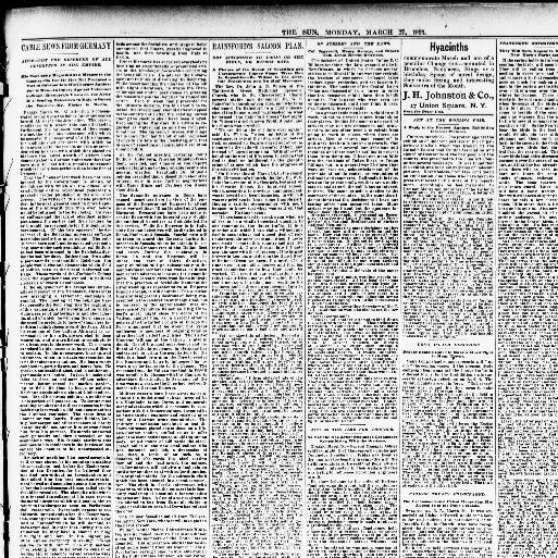 The sun  (New York [N Y ]) 1833-1916, March 27, 1893, Page 3