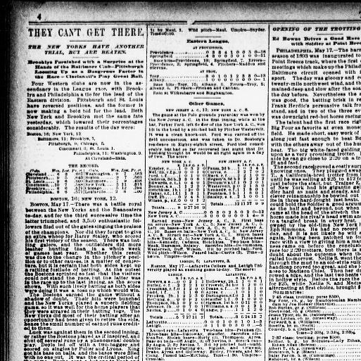 The Sun New York Ny 1833 1916 May 18 1893 Page 4 Image 4