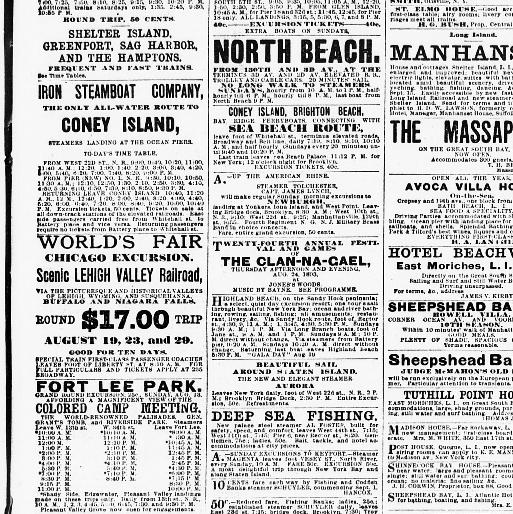 The Sun New York N Y 1833 1916 August 13 1893 1 Page 9