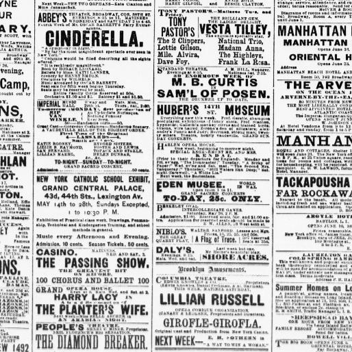 The Sun New York N Y 1833 1916 May 13 1894 1 Page 10