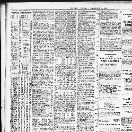 The sun  (New York [N Y ]) 1833-1916, November 01, 1894, Page 8