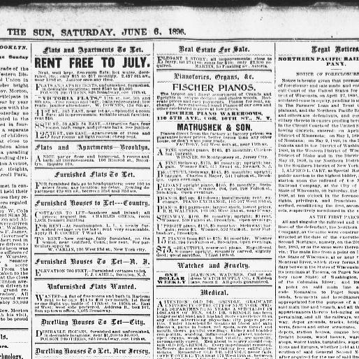 The sun  (New York [N Y ]) 1833-1916, June 06, 1896, Page 9