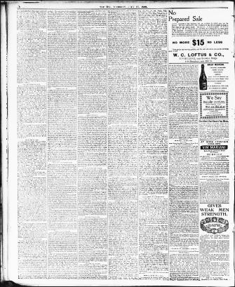 The sun  (New York [N Y ]) 1833-1916, July 20, 1899, Page 2, Image 2