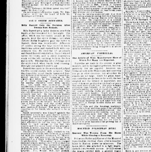 The sun. (New York [N.Y.]) 1833-1916, March 04, 1900, Page 8, Image ...