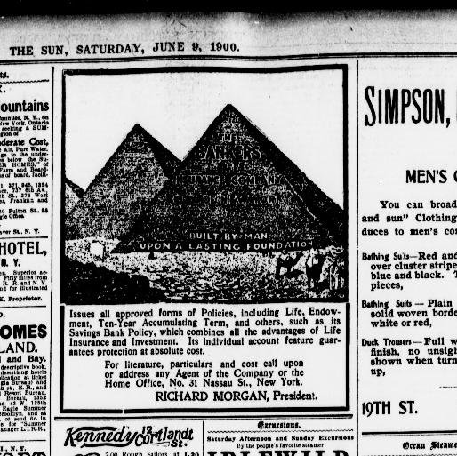 The Sun New York N Y 1833 1916 June 09 1900 Page 10 Image Chronicling America Library Of Congress