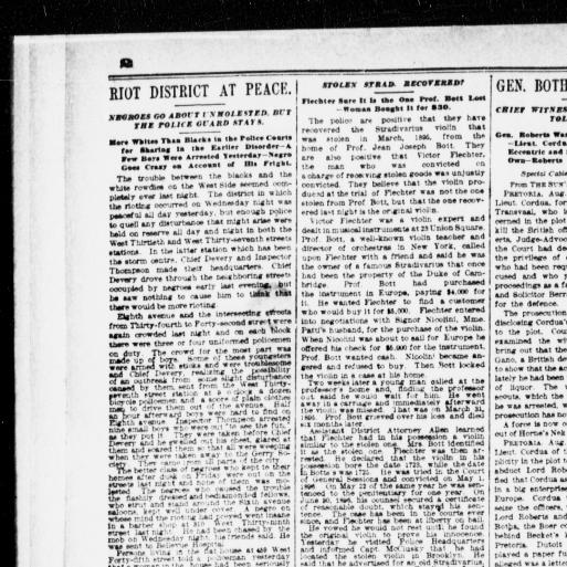 The sun New York [N Y ] 1833 1916 August 18 1900 Page 2 Image
