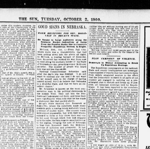 The sun  (New York [N Y ]) 1833-1916, October 02, 1900, Page 2
