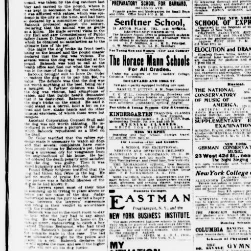 The sun New York [N Y ] 1833 1916 October 13 1901 Page 11
