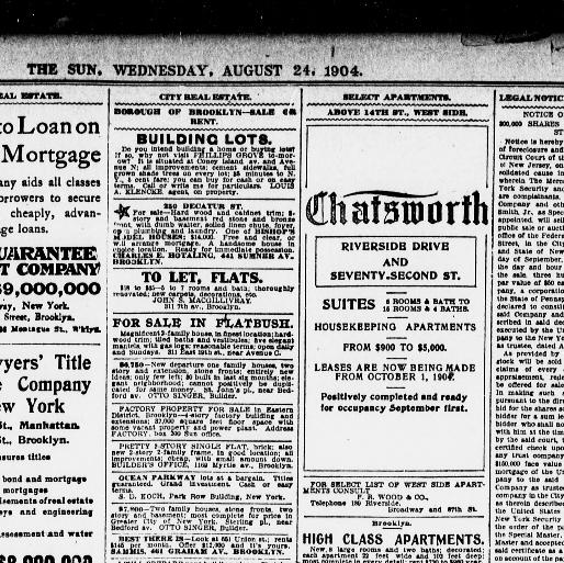 The Sun New York N Y 1833 1916 August 24 1904 Page 7 Image