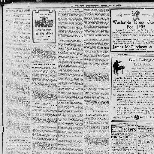 The sun  (New York [N Y ]) 1833-1916, February 08, 1905, Page 7