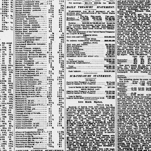 The sun. (New York  N.Y. ) 1833-1916, August 26, 1905, Page 8, Image 8 «  Chronicling America « Library of Congress 31505c9c6f29
