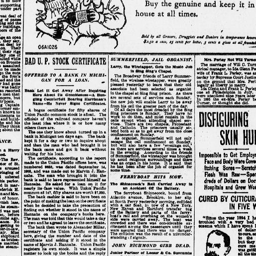 The Sun New York N Y 1833 1916 July 24 1906 Page 7 Image 7